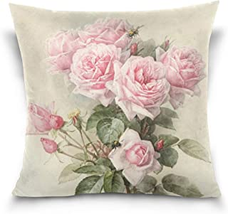 Best vintage rose cushions Reviews