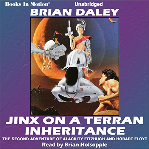 Jinx on a Terran Inheritance cover art