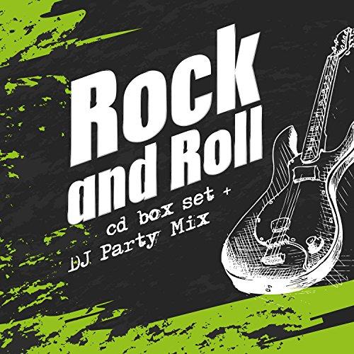 Rock and Roll Cd Box Set (Continuous DJ Mix)