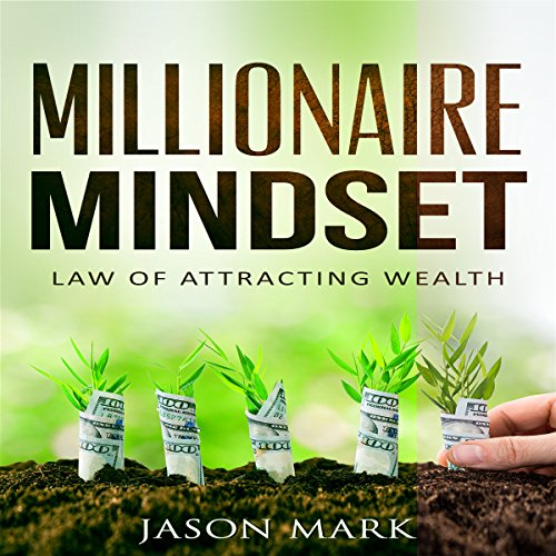 Millionaire Mindset: Law of Attracting Wealth audiobook cover art