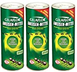 3 x 500 g Celaflor Ameisen-Mittel Streu- und...
