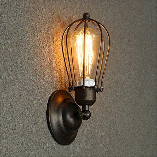 JJZHG wandlamp wandlamp waterdichte wandverlichting rustieke techniek restaurantbalkongang-vloerlamp omvat: wandlamp, stoere wandlampen, wandlampen design, wandlamp led