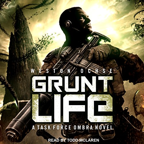 Grunt Life audiobook cover art