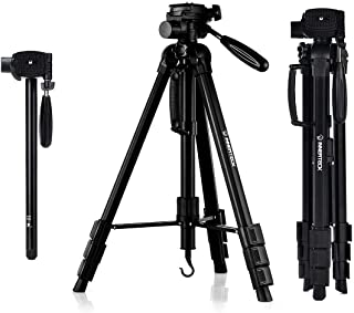 InnerTeck Tripod - 70 Inches Professional Camera Tripod Monopod with Carry Bag for SLR DSLR Canon Nikon Sony DV Video - Tr...