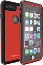 CellEver iPhone 7 Plus / 8 Plus Case Waterproof Shockproof IP68 Certified SandProof Snowproof Full Body Protective Cover Fits iPhone 7 Plus/8 Plus (5.5