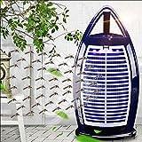 Zfggd Las Súper Efectivas Trampas Asesinas para Insectos UV Atraen A Los Insectos Voladores Mosquitos Luces Mosquitos No Tóxicos Profesionales Electrónicos para Interiores Insectos Asesinos