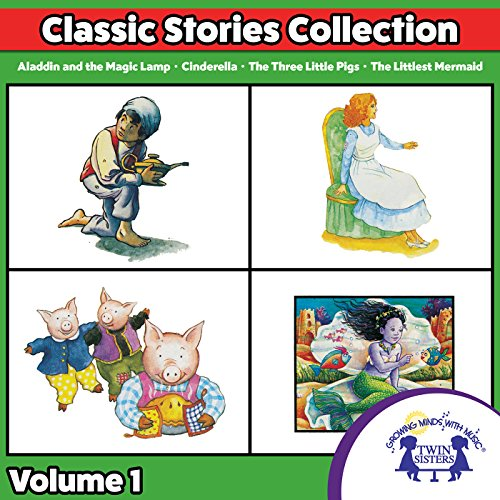 Classic Stories Collection, Volume 1 Titelbild