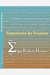 Sumatoria de Poemas (Spanish Edition) Kindle Edition