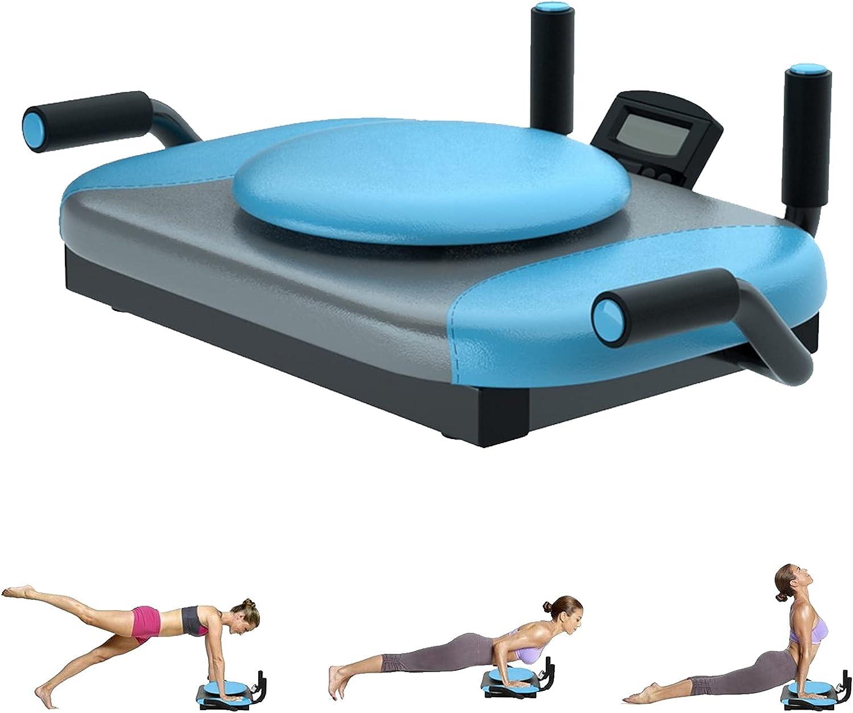 QAZQ Oakland Mall Twist Abs Core Fitness f Multi-Workout Max 50% OFF Trainer Loss Weight