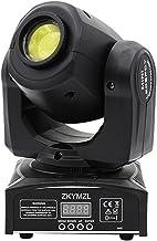 LED Moving Head Light Spot 8 Color Gobos Light 25W DMX with Show KTV Disco DJ Party for Stage Lighting