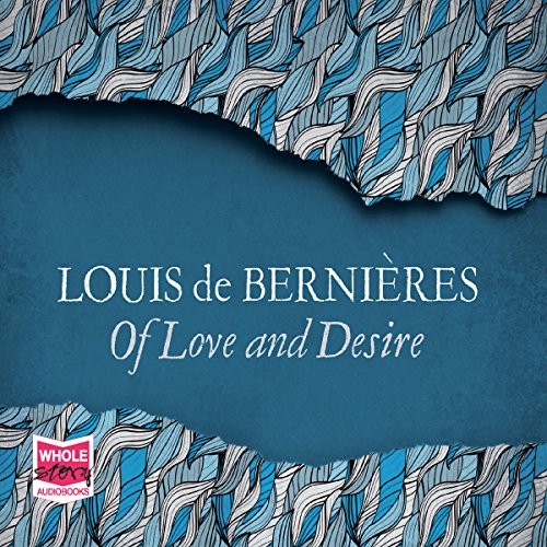 Of Love and Desire audiobook cover art