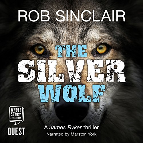 The Silver Wolf audiobook cover art