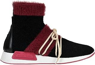 ELISABETTA FRANCHI Luxury Fashion Womens MCGLCAK000006055I Black Sneakers | Season Outlet