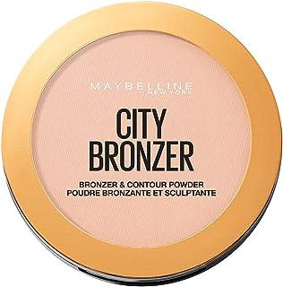 Maybelline Polvo Bronceador City Bronze, 150 Light Warm, 8 g