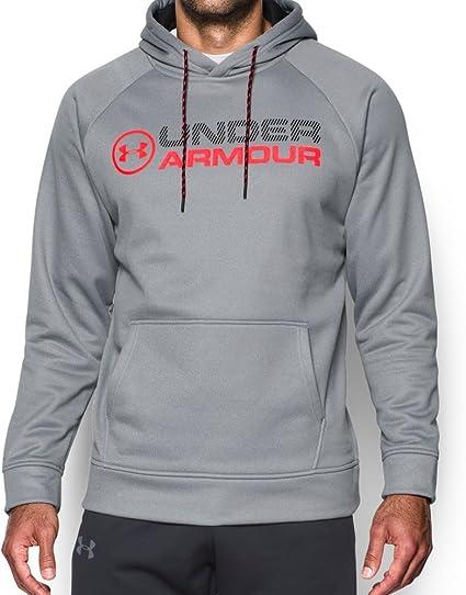 Under Armour Herren Fitness Sweatshirt Storm Af Icon Fz Hoodie