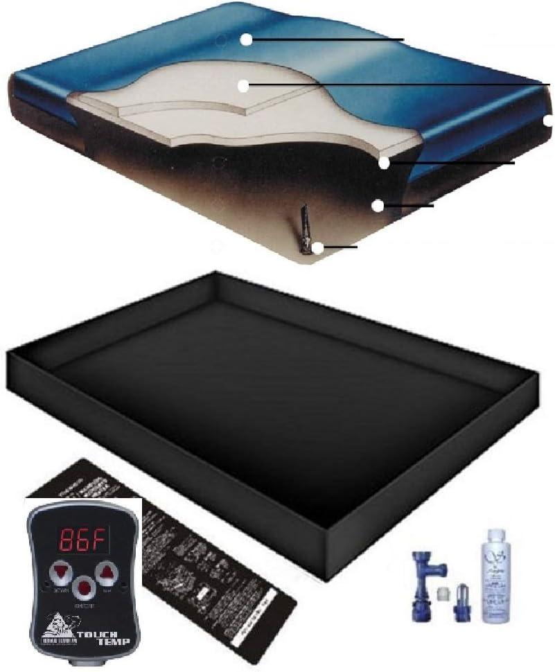 Boyd's 60% Baltimore Mall WAVELESS WATERBED Mattress Liner Fill Mesa Mall Digital Heater