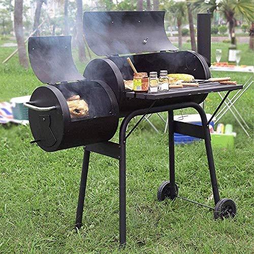 61WlSQw9lTL - KDKDA Charcoal Grill Premium-Holzkohlegrill aus Gusseisen Grill Großen Picknick Patio Grill Barbecue im Freien beweglichen Grill Grill Heim Geschmorte Grills for mehr als 5 Personen