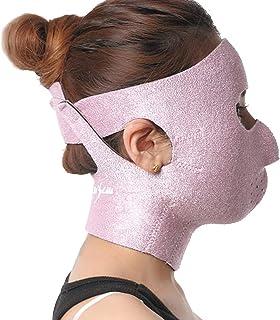 Facial Lifting Belt V Gezicht Afslanken Wang Masker Ultradunne Anti Aging Rimpel Kin Facial Lijn Slim Up Riem verminderen