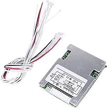 Akozon Protection Board 36V 20A 10S Lithium Li-ion LiFePO4 Battery Battery BMS Protection Board with Balancing