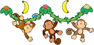 Carson Dellosa Monkey Bulletin Board Set (110099)