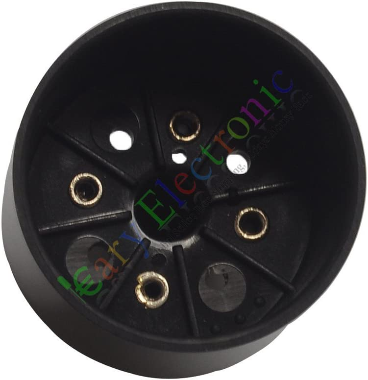 Cayyi 2pc 4pin Large special price Bakelite vacuum tube valve 274B sockets base Max 79% OFF For