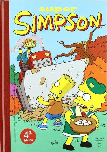 Fabricando noticias y otras aventuras (Súper Simpson 11)