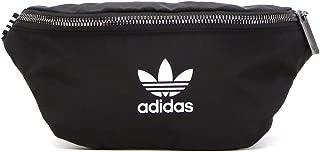 adidas Unisex Waist Bag, Black, One Size