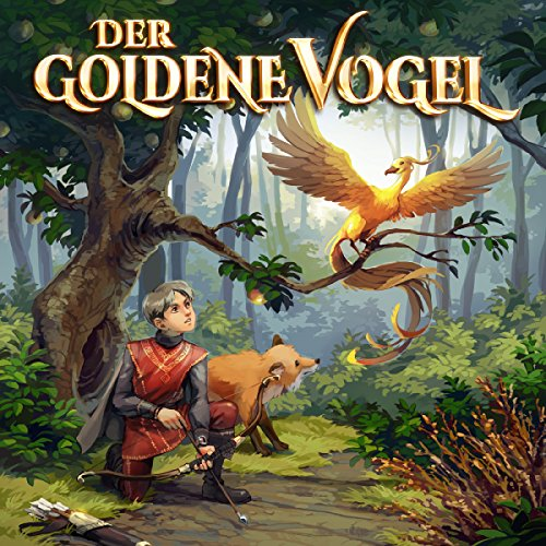 Der goldene Vogel audiobook cover art
