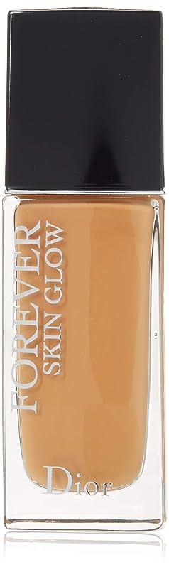 アルファベット椅子火山のクリスチャンディオール Dior Forever Skin Glow 24H Wear High Perfection Foundation SPF 35 - # 4.5N (Neutral) 30ml/1oz並行輸入品