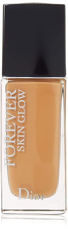 執着ダンプアッパークリスチャンディオール Dior Forever Skin Glow 24H Wear High Perfection Foundation SPF 35 - # 4.5N (Neutral) 30ml/1oz並行輸入品