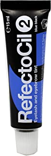 RefectoCil Cream Hair Dye (BLUE BLACK) .5oz