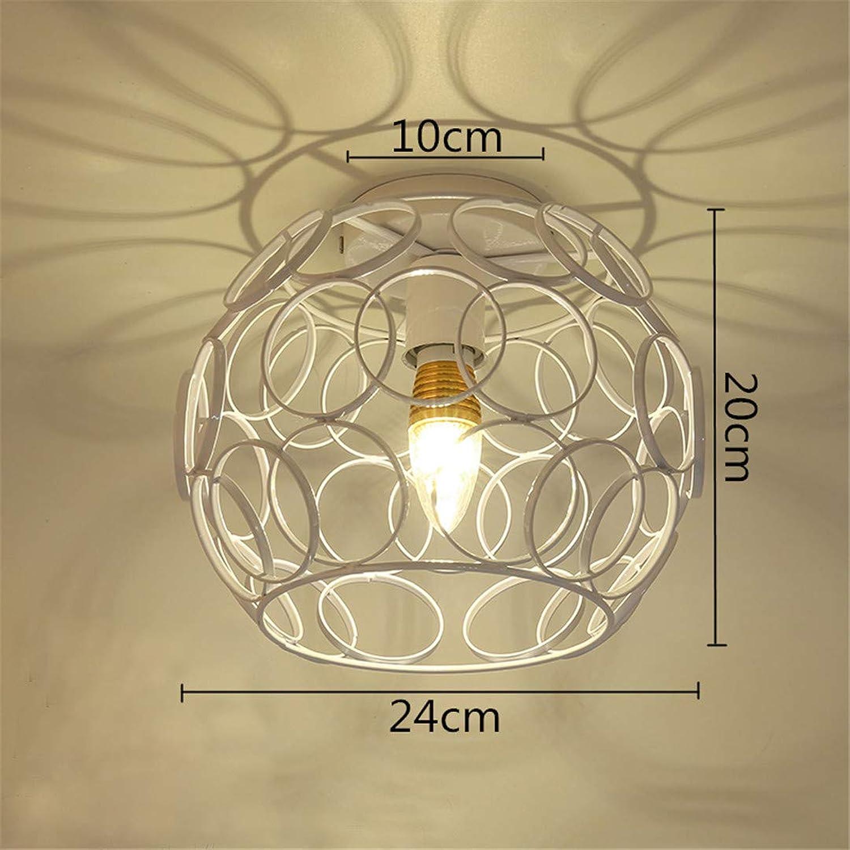 Luminaire vintage de terre de cage de lampe de plafond du plafonnier moderne LED pour la cuisine de salle à hommeger 09