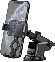 Universal Car Phone Mount, Syncwire Car Phone Holder for Car Dashboard Windshield Long Arm Strong Suction Cell Phone Car Mount Fit with iPhone 11 Pro X XS Max XR Galaxy S20 Note10 & All Phones