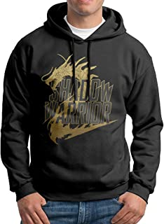 Ma Laaat Shadow Warrior 2 Game Logo Man's Sweatshirts Hoodie