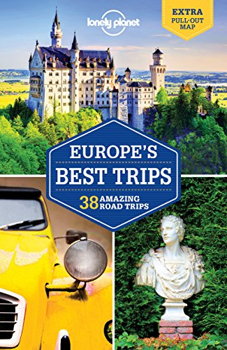 Europe's Bst Trips:40 Amazing Road Trips (Trips Country)