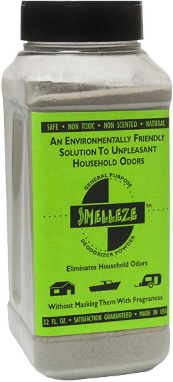 SMELLEZE Natural Popular overseas Industrial Smell Superlatite Removal 50 Powder: Deodorizer