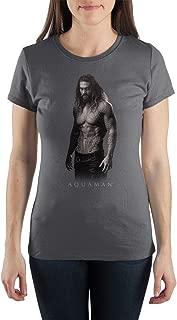 Juniors DC Comics Apparel Aquaman Shirt DC Comics Tee Aquaman TShirt Aquaman Gift