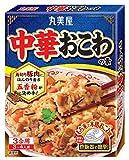 丸美屋食品工業 中華おこわの素 箱�