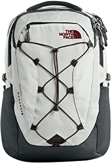 The North Face Women's Borealis Backpack, Tin Grey/Asphalt Grey