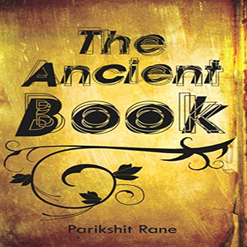 The Ancient Book audiobook cover art