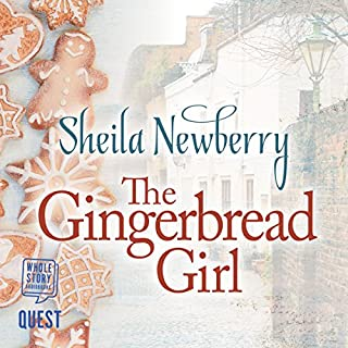 The Gingerbread Girl cover art