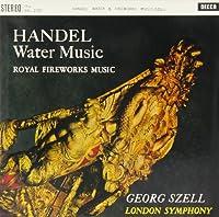 Handel-Water Music Fireworks Music [12 inch Analog]