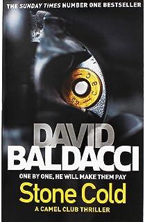 Stone Cold by Baldacci David - Paperback
