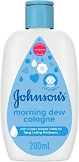 JOHNSON'S Baby Cologne, Morning Dew, 200ml