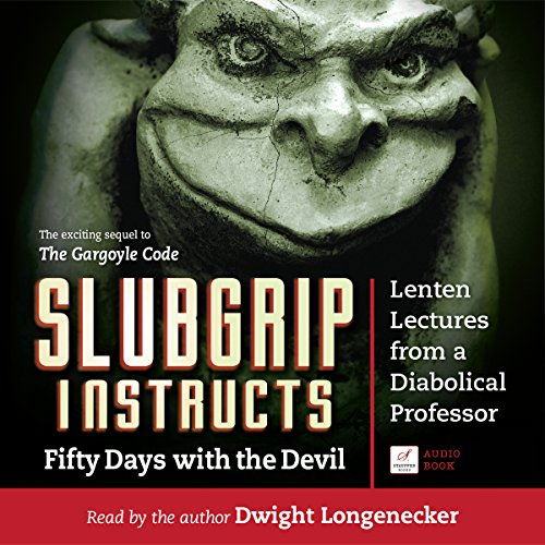 Slubgrip Instructs: Fifty Days with the Devil audiobook cover art