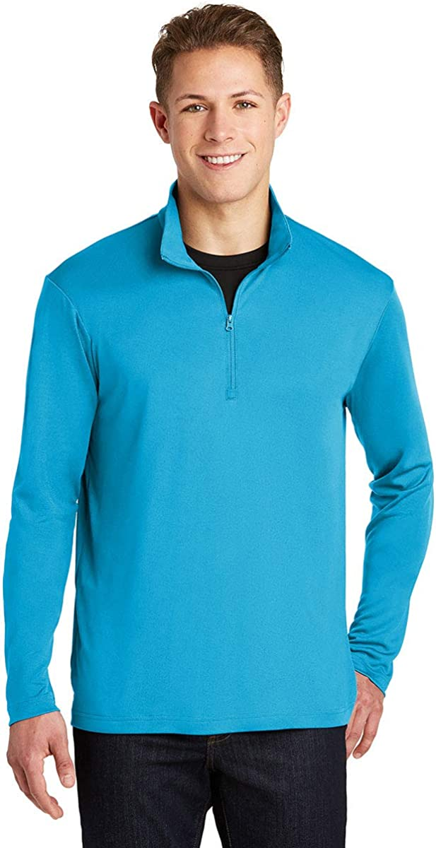 SPORT-TEK PosiCharge Competitor 1/4-ZIP Pullover F20