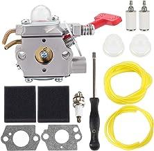 WT-458 Carburetor Air Filter for Homelite A03003 A03002 A04445A A04445 ST145 ST155 ST175 ST185 ST275 ST285 ST385 ST485 SX135 GST18 HBC18 HBC28 HBC30 HLT15 HLT16 HLT18 HLT28 String Trimmer