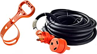 GoWISE Power RVC3003 25-Feet RV Extension cord w/ Handles- 30 Amp Male to 30 Amp Female