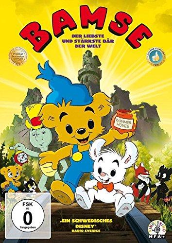 Bamse - Der liebste und stärkste Bär der Welt [Alemania] [DVD]