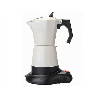 Espressomaschine Kaffeevollautomat Thermkanne und Timer-Funktion Kaffee-Shot-Fähigkeit Wiederverwendbarer Filter für Zuhause, Büro, Wohnmobil Kaffeevollautomat Schnelles Aufheizen